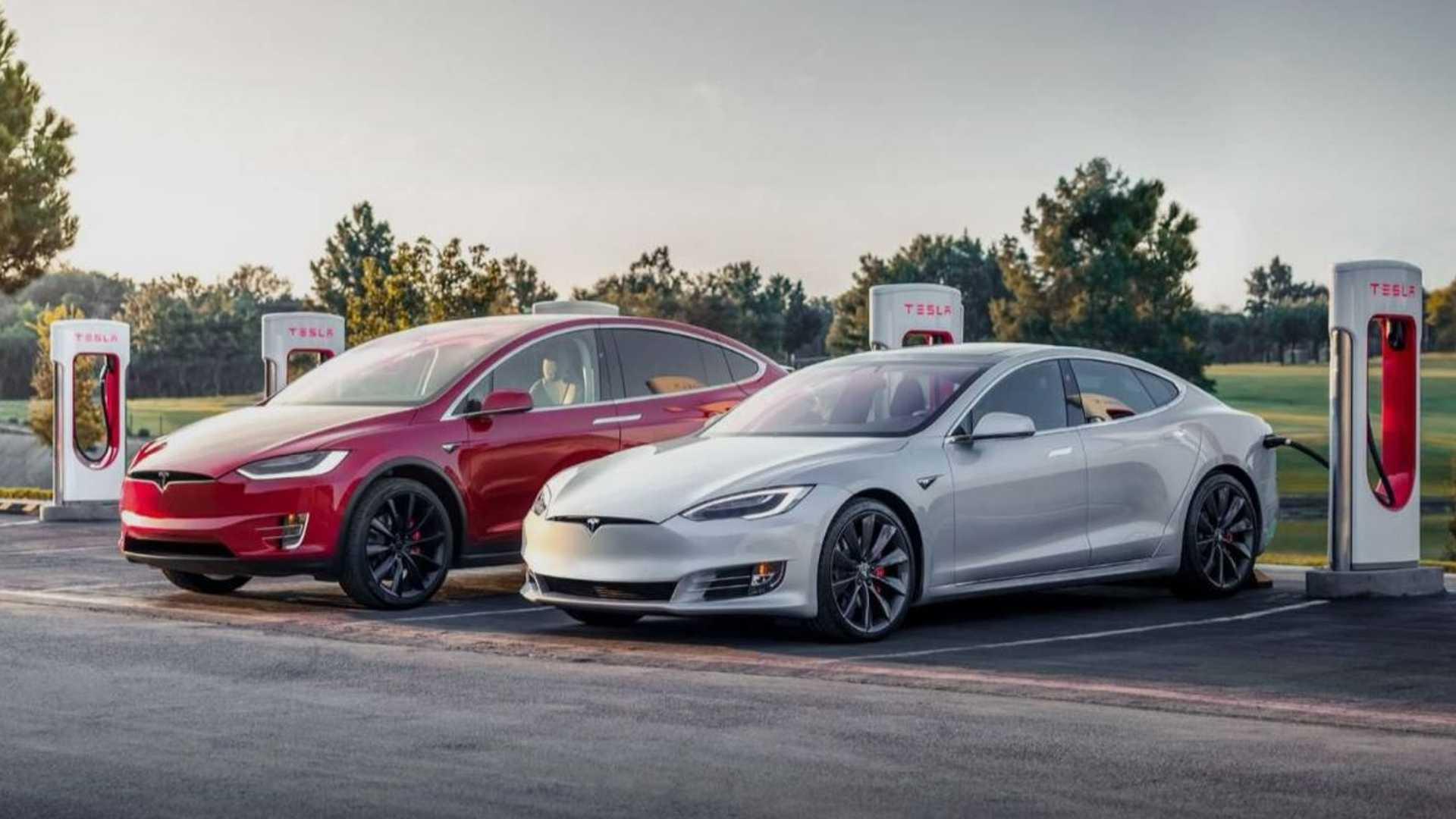 2020 Tesla Model S And Model X Standard Range Show Up On EPA Site