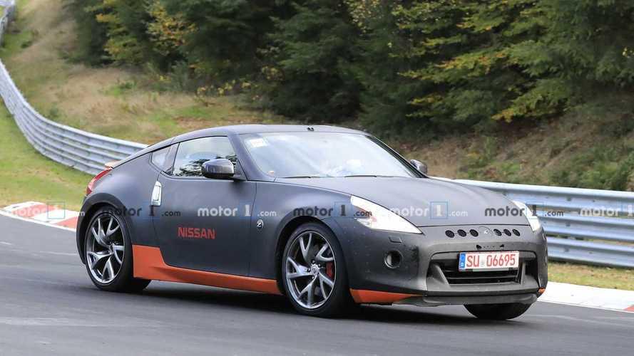 Nissan 370Z, la nuova sportiva al Nurburgring