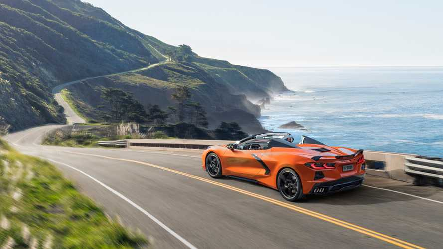 Chevrolet Corvette Stingray Convertible 2020