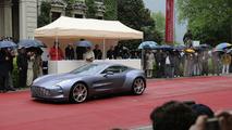 Aston Martin One-77, Concorso d'Eléganza Villa d'Este 2009
