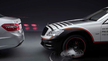 Mercedes ESF S400 Hybrid Concept 2009