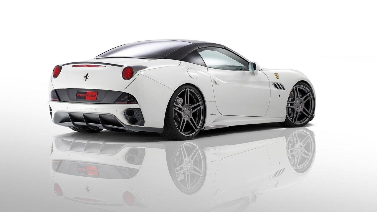 Novitec Rosso Race 606 based on Ferrari California - 14.02.2011