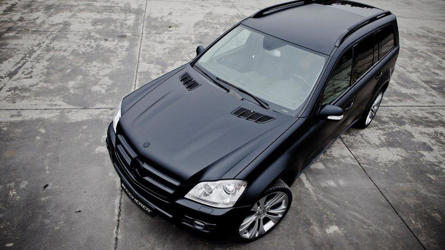 Kicherer GL 42 Sport Black based on Mercedes GL-Class
