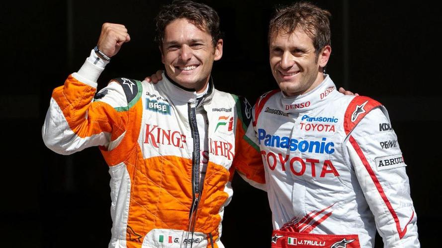 Trulli favourite for Spa win