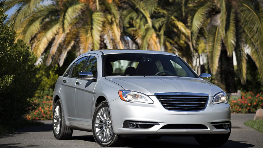 Chrysler 200 to debut as Lancia Flavia in Geneva