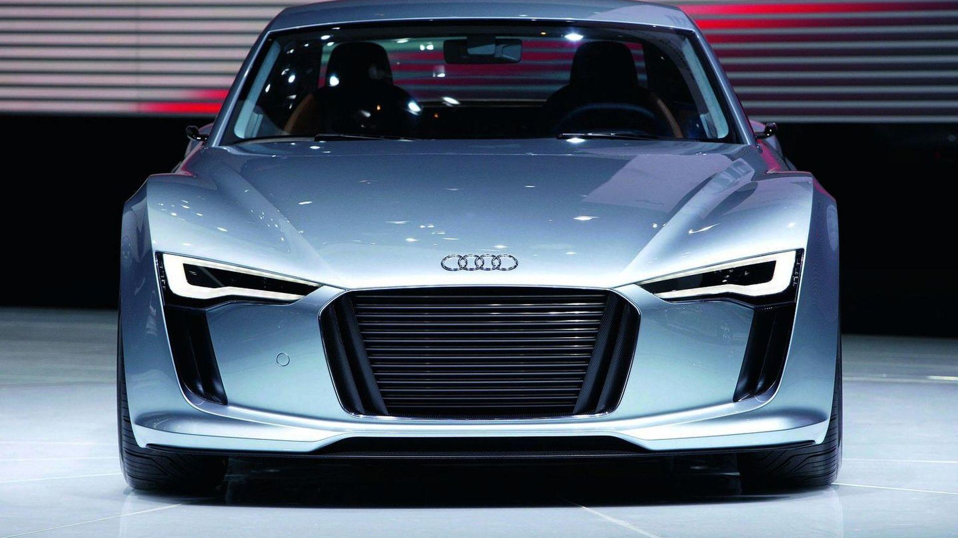 Second Audi Etron Concept Surprises In Detroit Possible R Preview - Audi detroit