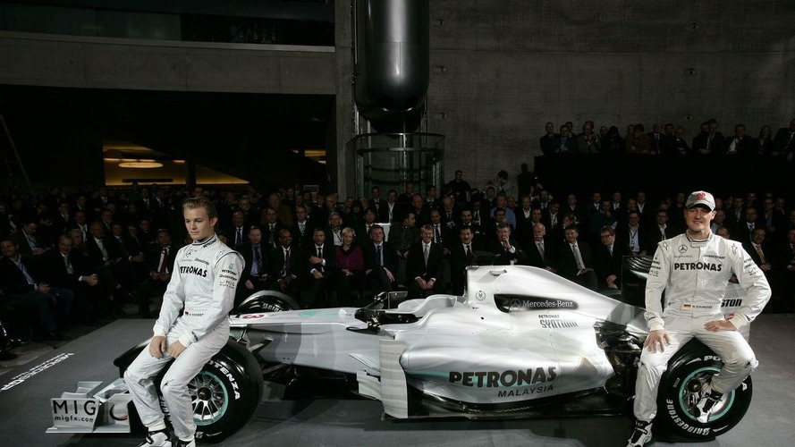 Coulthard sure Mercedes will not favour Schumacher