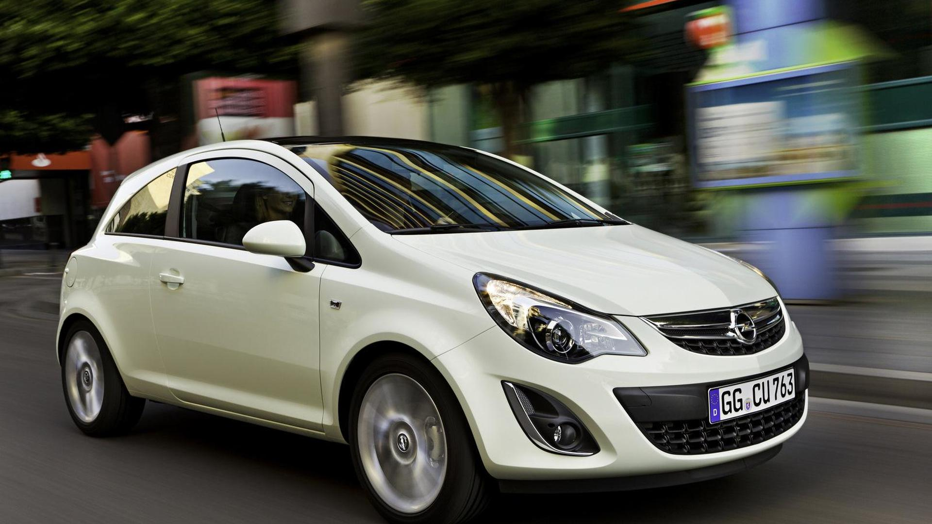 Opel Corsa 2010: beauty and style 13