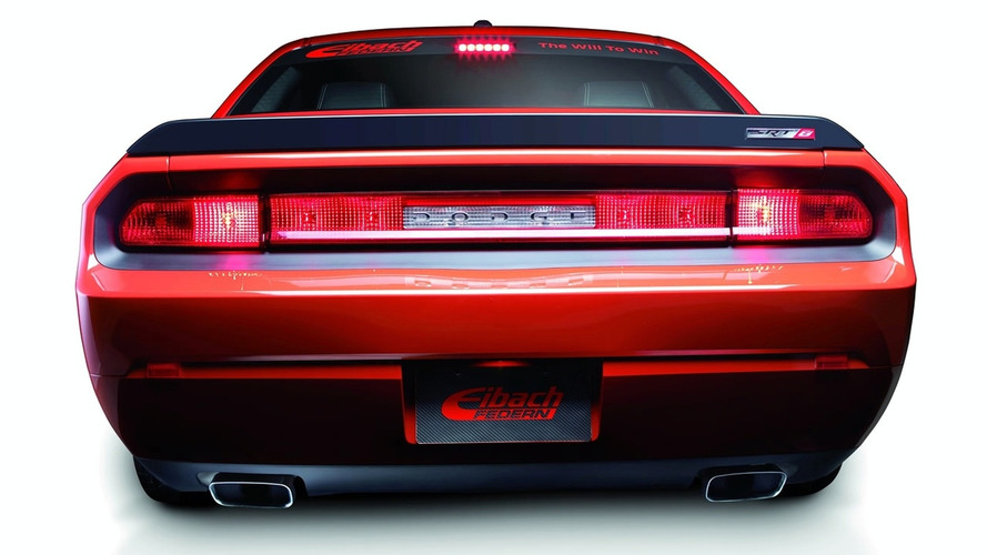 Dodge Challenger by Eibach Debuts in Essen