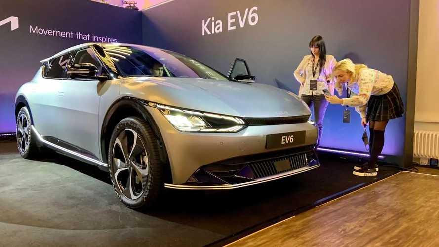 Обзор первого «настоящего» электромобиля Kia для России