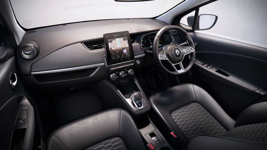 Renault Zoe E-Tech Riviera Limited Edition