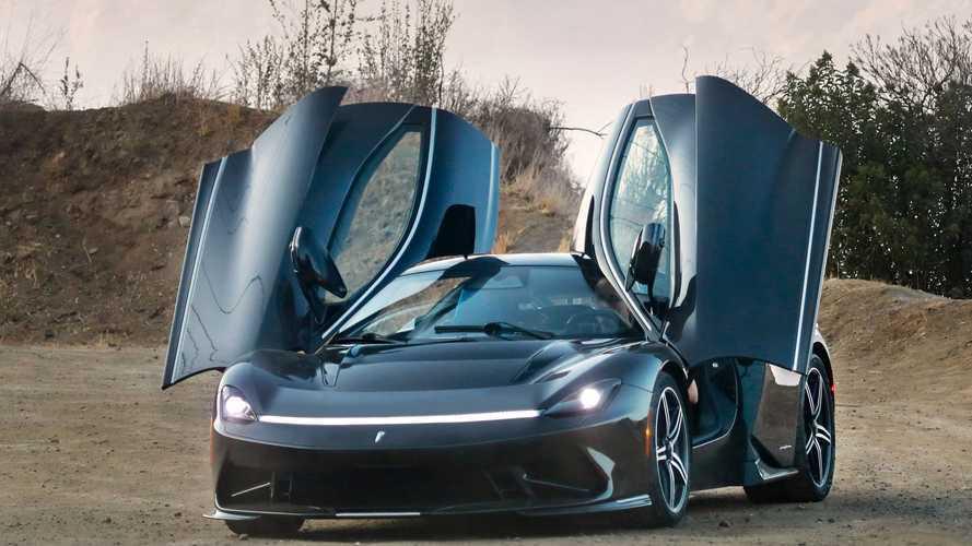 Серийный гиперкар Pininfarina Battista официально дебютировал