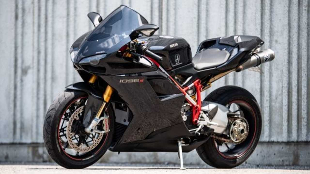 This Ducati 1098 Is Looking For A New Home