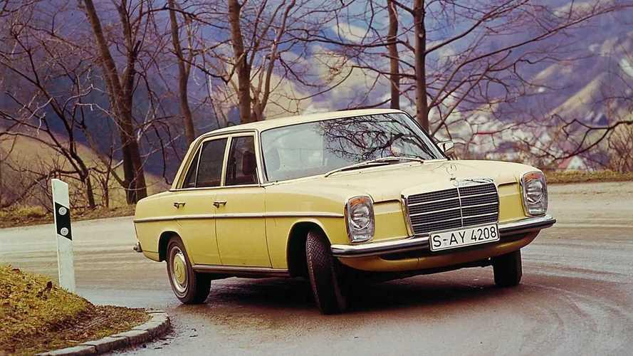 Mercedes OM617