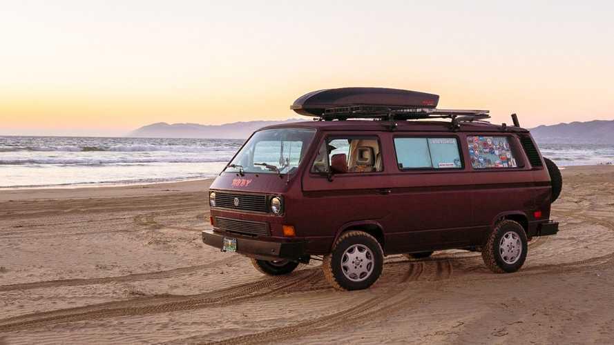 """Volkswagen, un T3 Westfalia per immortalare i """"selvaggi States"""""""