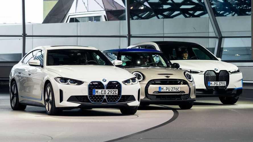 BMW promete: carros elétricos e a combustão terão o mesmo alcance