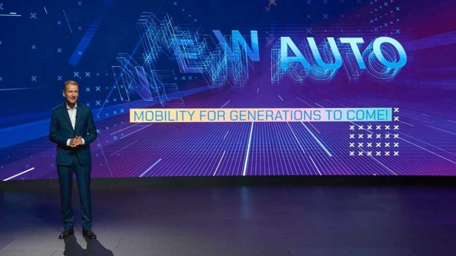 Volkswagen Group outlines NEW AUTO strategy through 2030