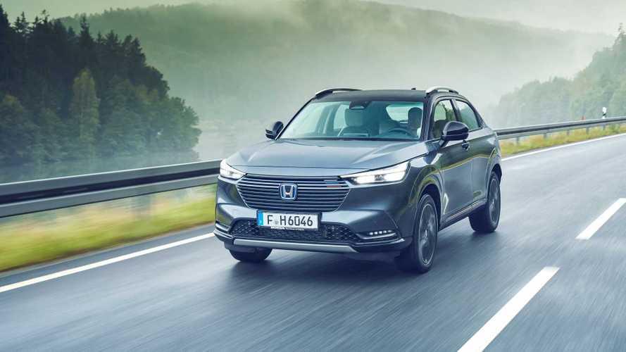 Honda HR-V (2021) im Test: Jetzt mit e:HEV-Hybridantrieb