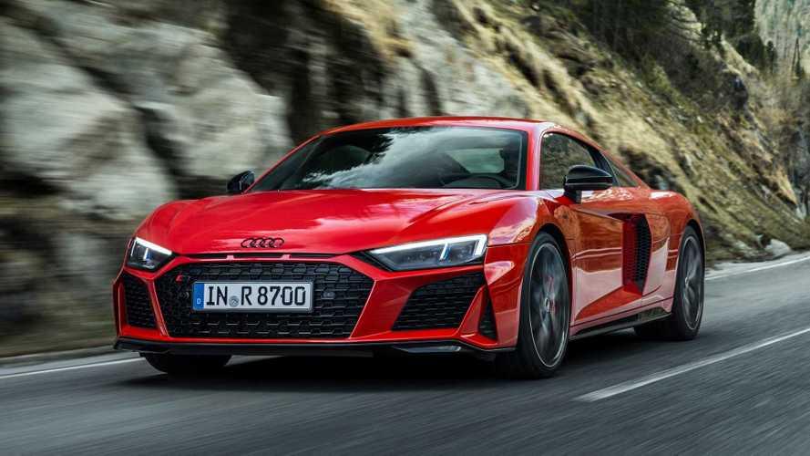 Audi R8 - Avec un V8 hybride dès 2023 ?