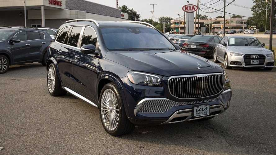 2021 Maybach GLS for sale