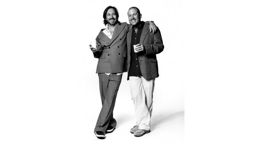 Apple's Most Famous Designer Teams Up With Ferrari