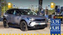 Tatsächlicher Verbrauch: Opel Grandland Diesel (2021) im Test