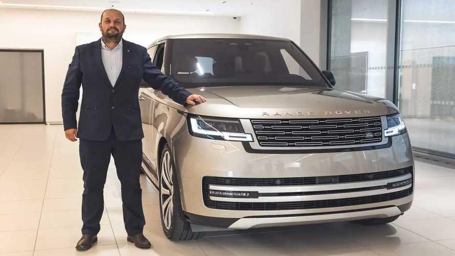 Nuevo Range Rover 2022, un auténtico jet privado de cuatro ruedas