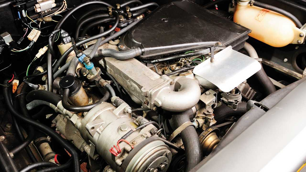 El motor V6 PRV