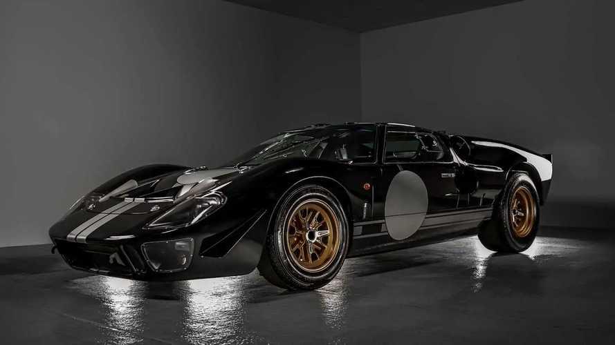 Elkészült a világ első elektromos Ford GT-je