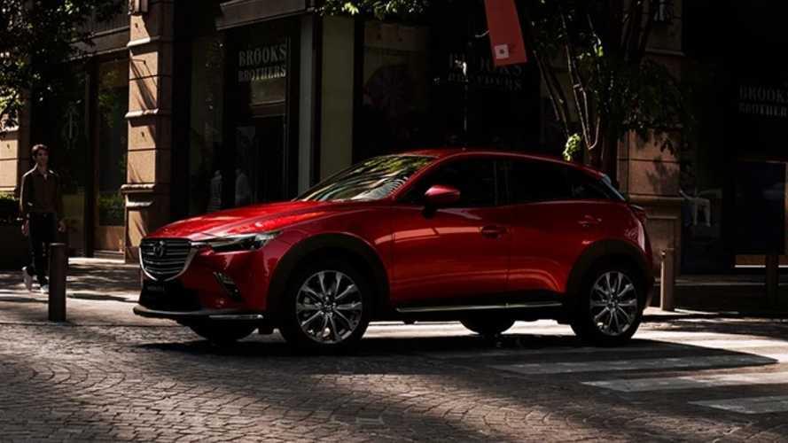 Mazda CX-3 1,5 Sport 2021: Berlimpah Teknologi Terbaik, Harga Oke