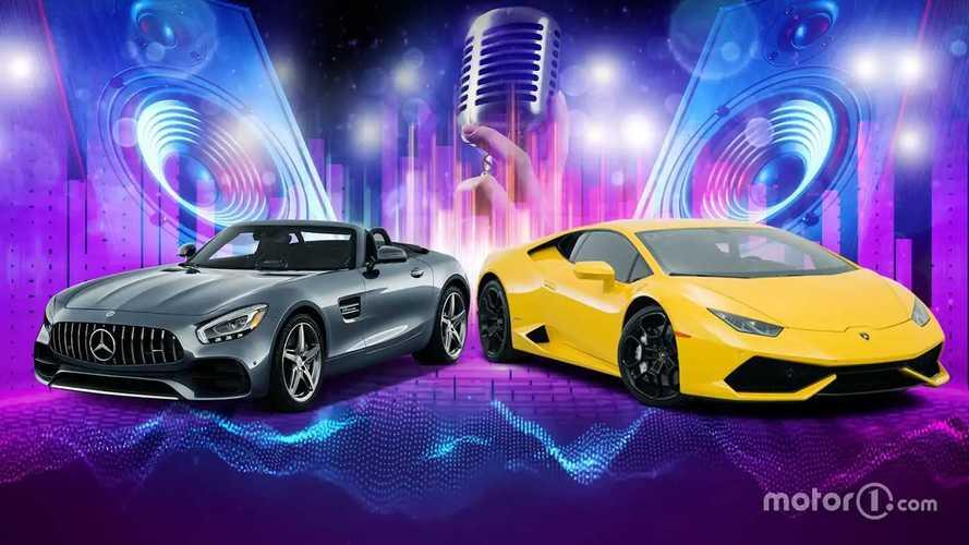 Mercedes est la marque automobile la plus citée dans les chansons
