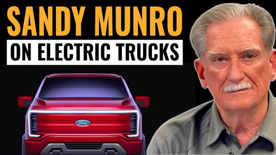 Sandy Munro Chimes In: Future Electric Trucks Tesla, Rivian, Ford