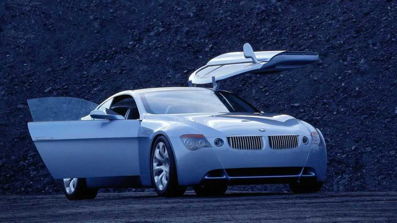 BMW Z9 Designstudie von 1999