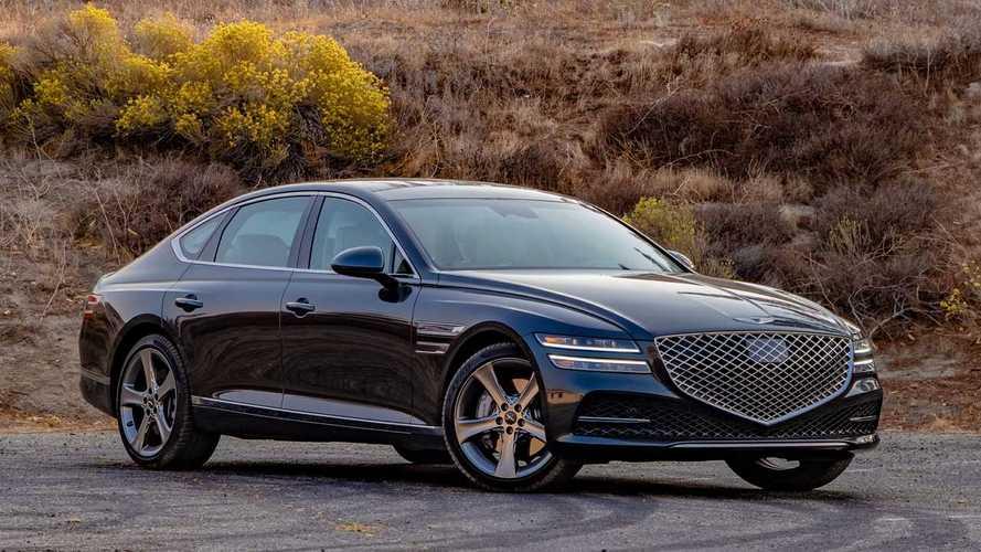 Motor1.com Star Award 2021 Best Luxury, S-Class & Genesis G80