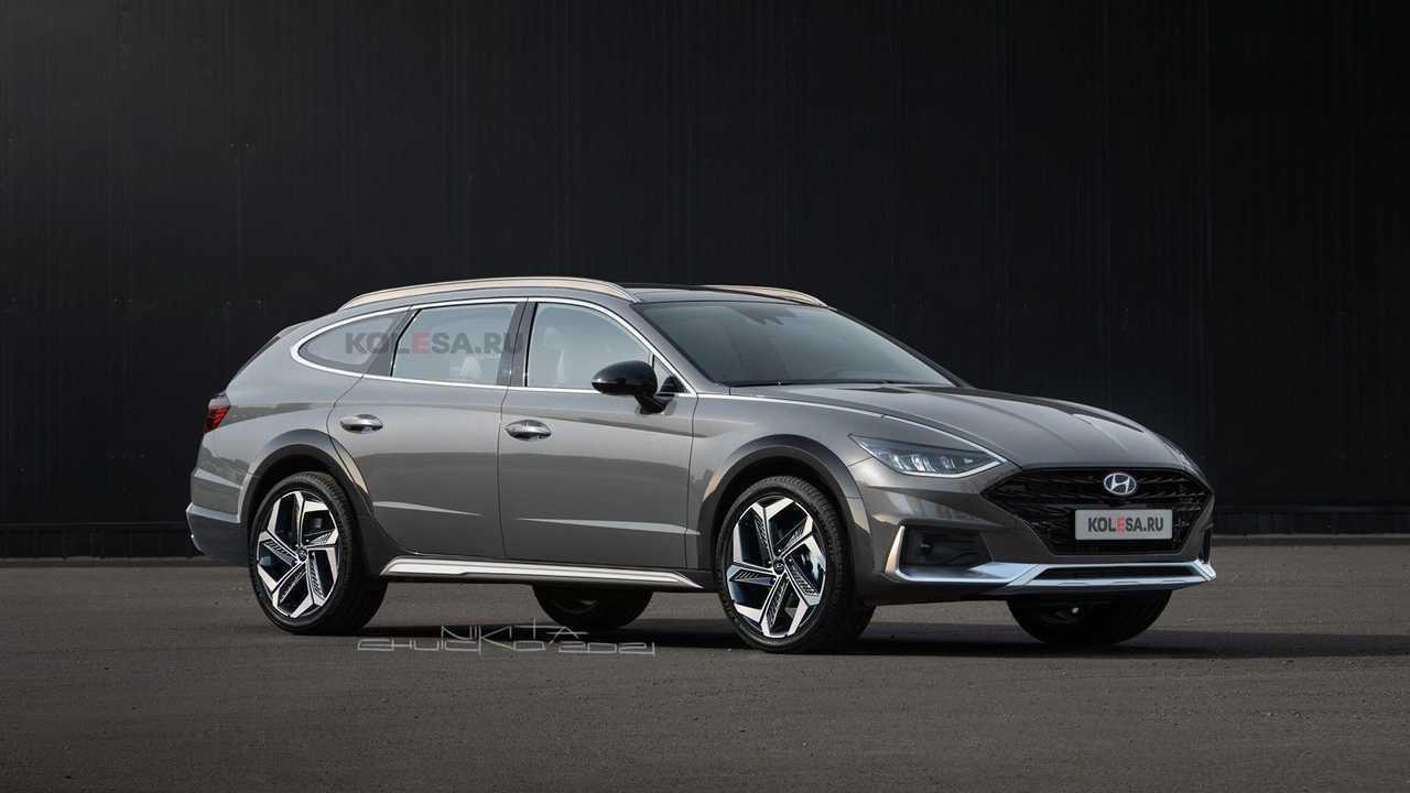 Hyundai Sonata Allroad