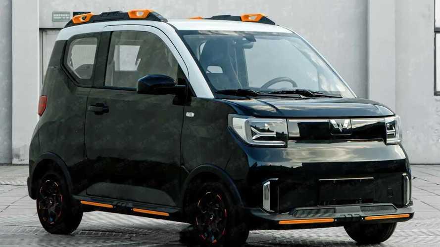 Wuling готовит экспортную версию своего электрокара Mini EV