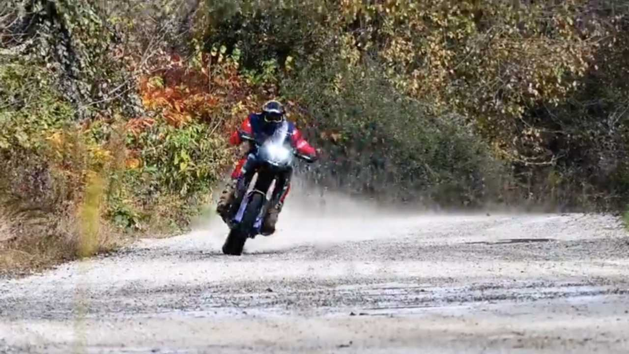 Watch This Modded Yamaha Ténéré 700 Flex Its Off-Road Muscles