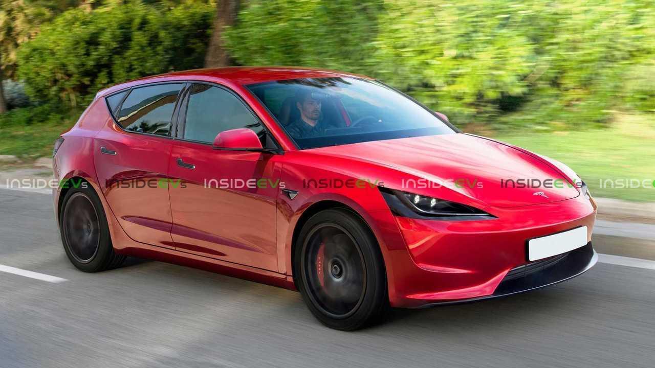 Tesla hatch compacto