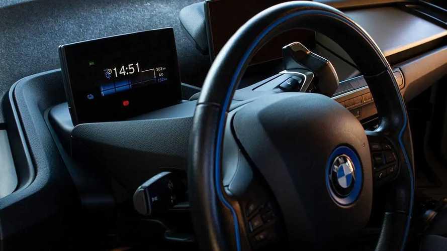 BMW - carregador solar