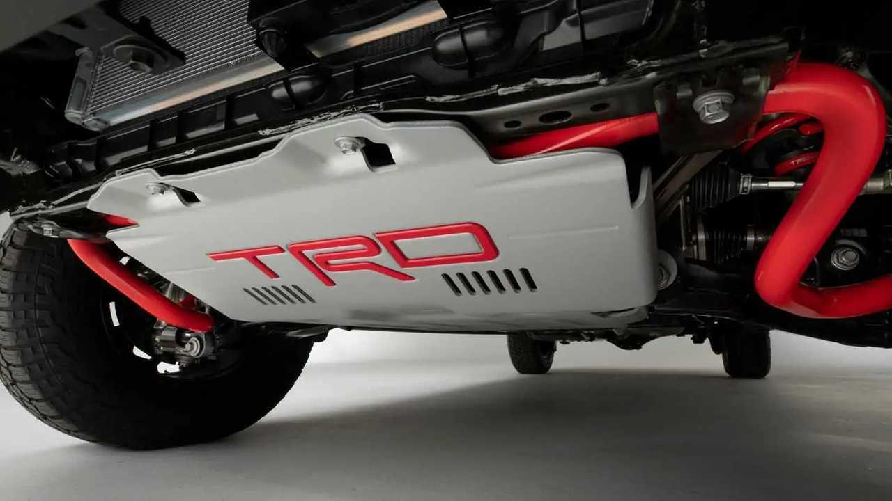 2022 Toyota Tundra Suspension Teaser