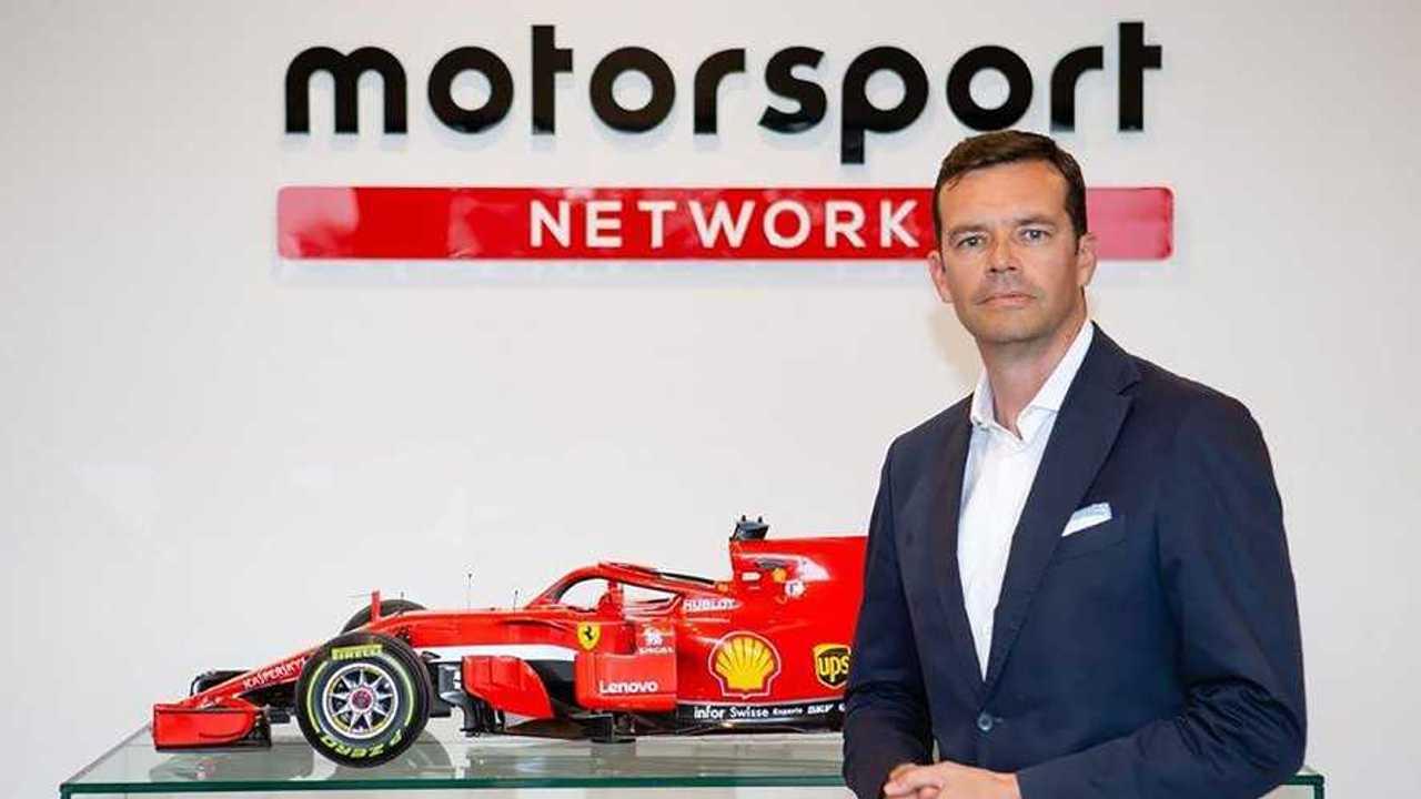 Motorsport Network_Oliver Ciesla CEO - M1 LEAD