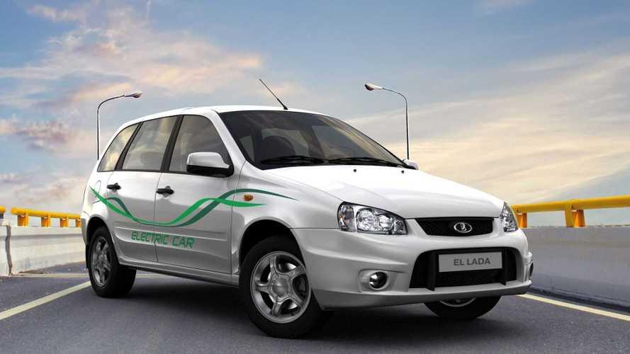 АвтоВАЗ пообещал россиянам электромобили