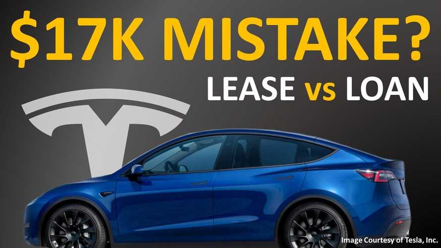 Tesla Lease Or Loan: Don't Overpay For Model 3 Or Model Y