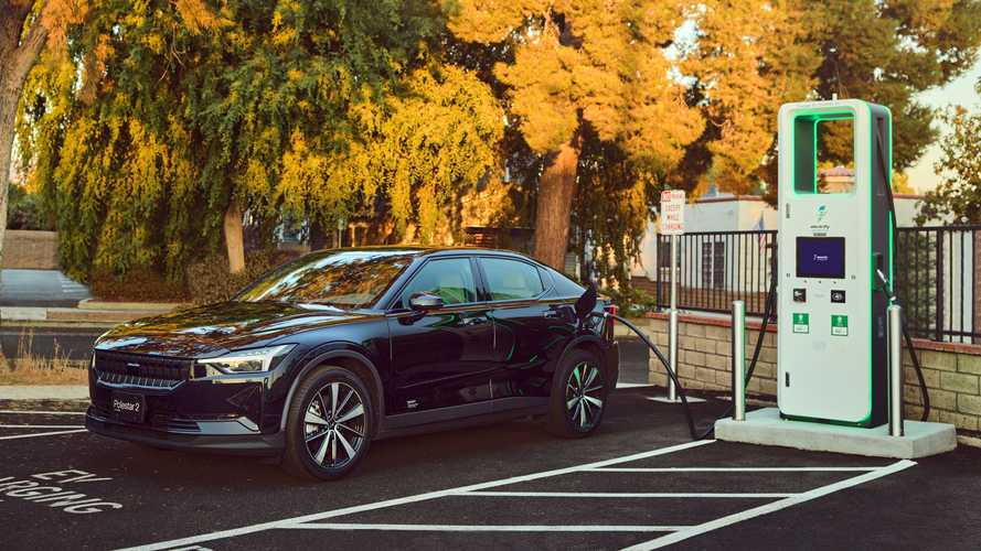 Polestar 2 Gets 2 Years Of Free Fast Charging At Electrify America