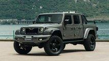 Militem Ferox-T: Jeep Gladiator in Muscle-Car-Optik