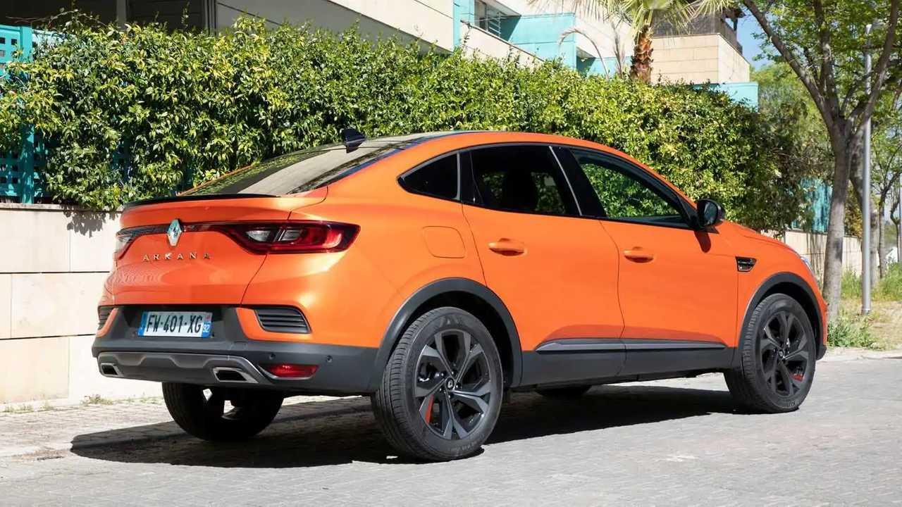 Prueba Renault Arkana 2021