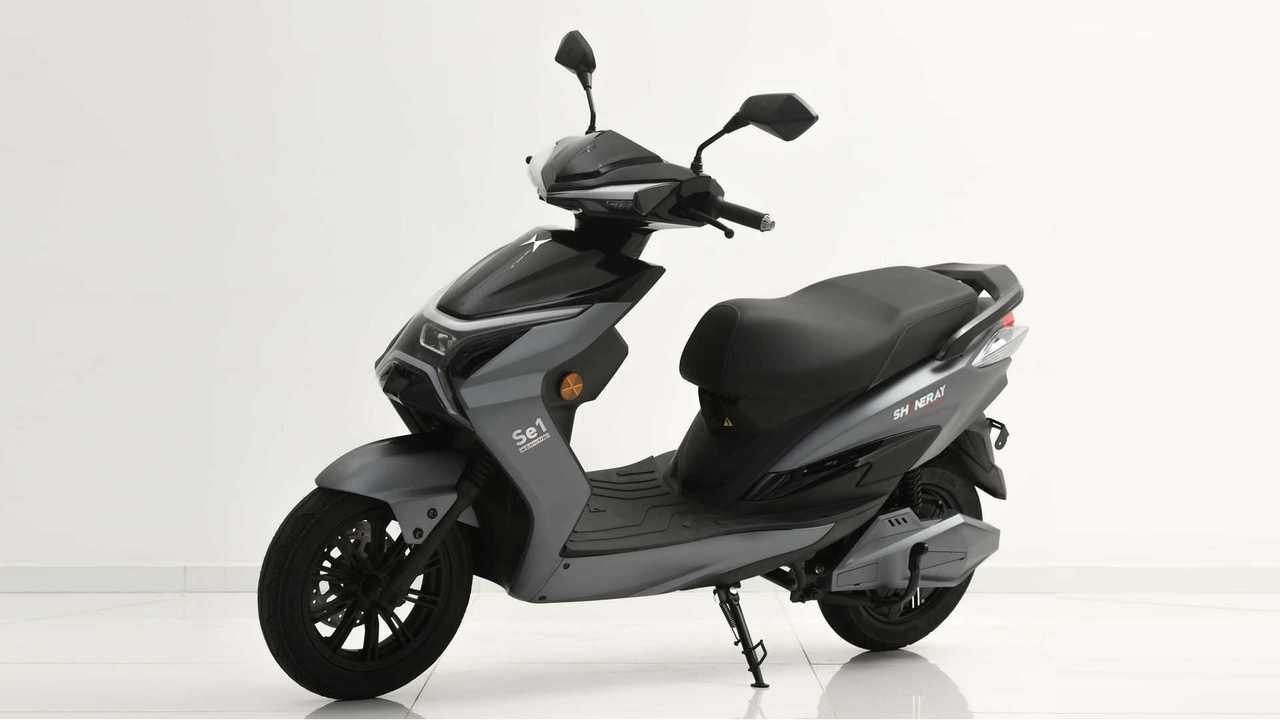 Shineray - Motos no Brasil