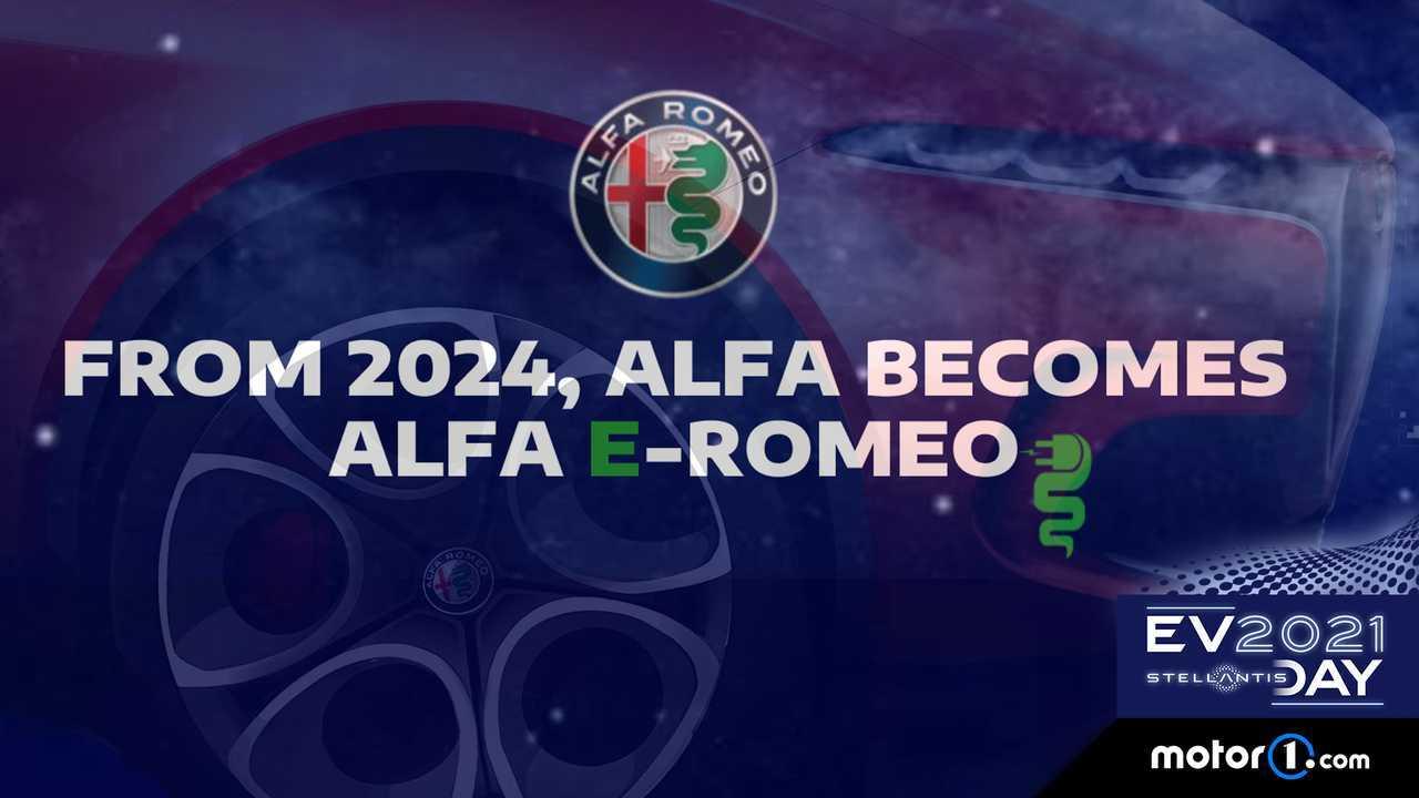 Alfa Romeo Alfa e-Romeo