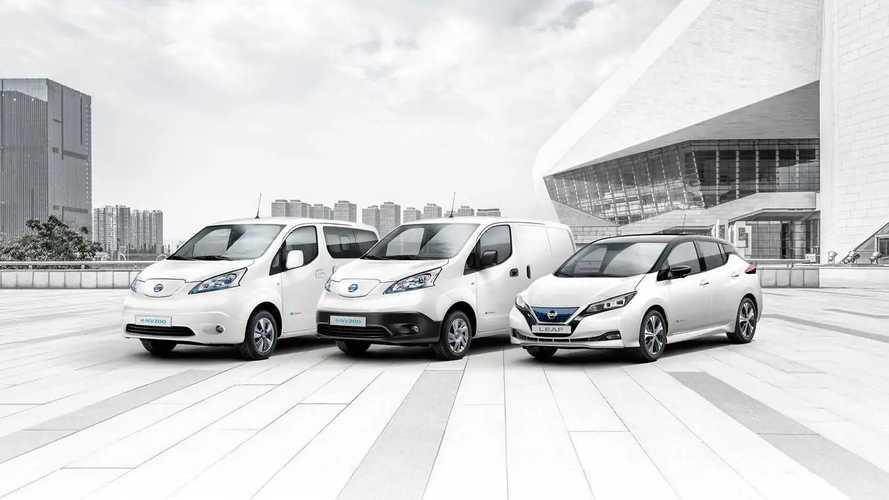 Nissan Celebrates Sales Of 250,000 EVs In Europe