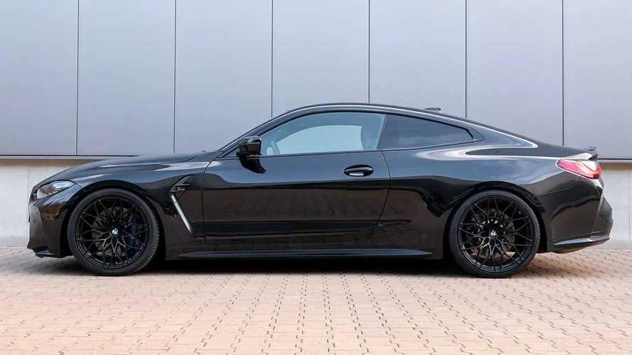 H&R Sportfedern für den neuen BMW M4